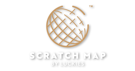 the original scratch map