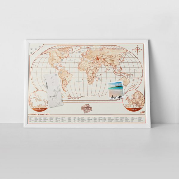 Magni Map by Luckies of London