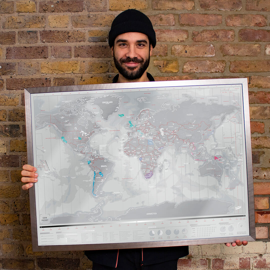 Miguel Latorre and their map